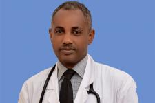 Solomon Kibret (Dr.)