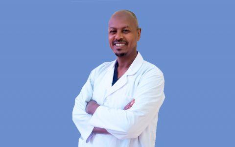 Mustefa Negash (Dr.)